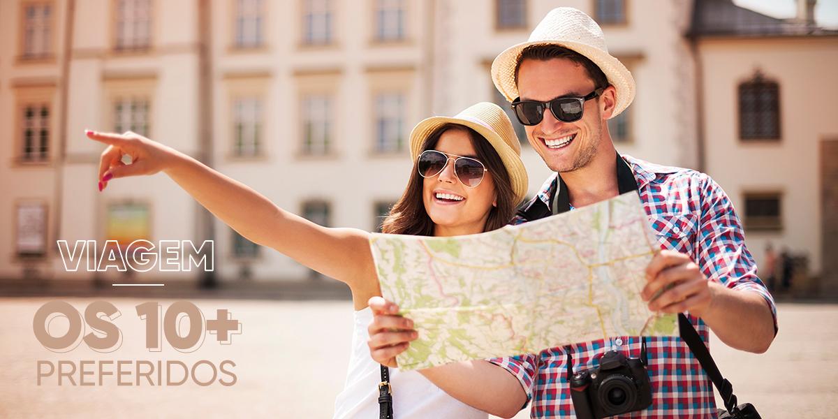 10 locais preferidos para viajar pelos leitores da Condé Nast Traveler
