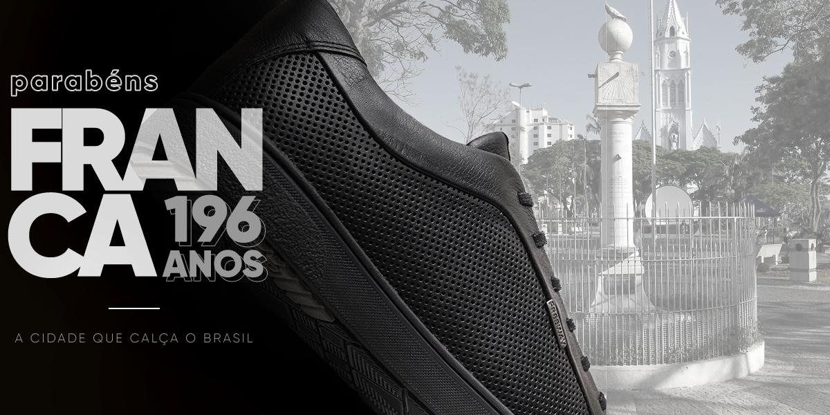 196 anos de Franca aniversário da capital dos calçados
