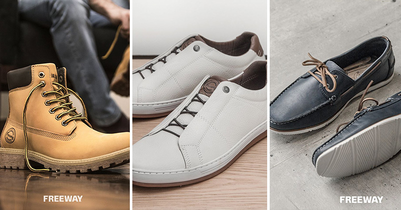 3 estilos de calçados masculinos para usar no dia a dia