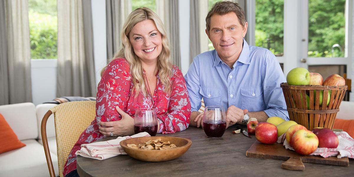 Cozinhando com Bobby e Damaris estreia no Food Network