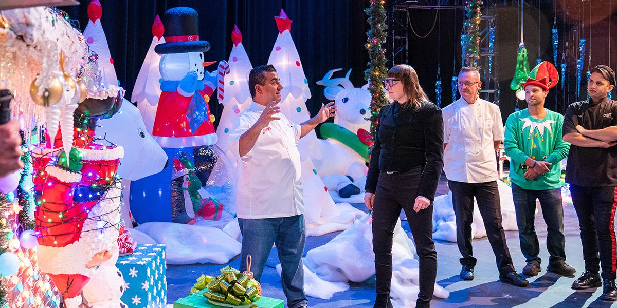 Desafio de Natal do Buddy: competição promete disputa acirrada