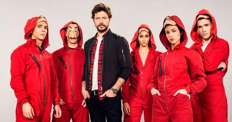 La Casa de Papel 3: Netflix divulga vídeo da terceira temporada