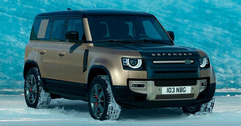 Land Rover Defender chega no Brasil em 2020