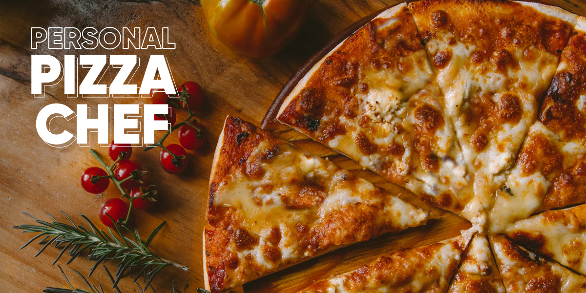 Personal Pizza Chef tem brasileiro queridinho dos famosos
