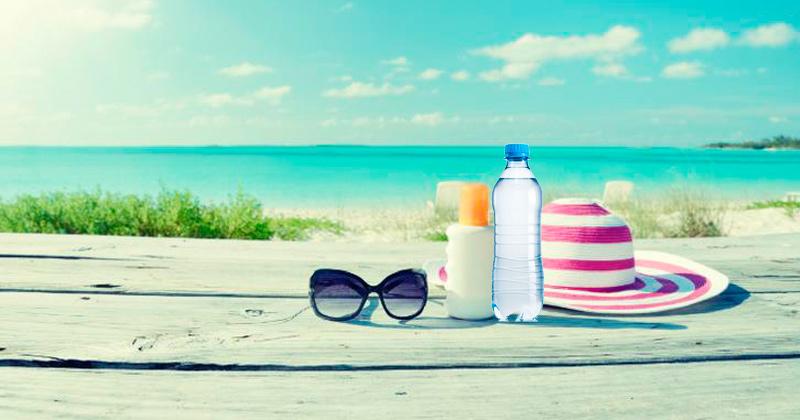 Protetor solar e hidratação: cuidados simples evitam problemas de saúde no verão