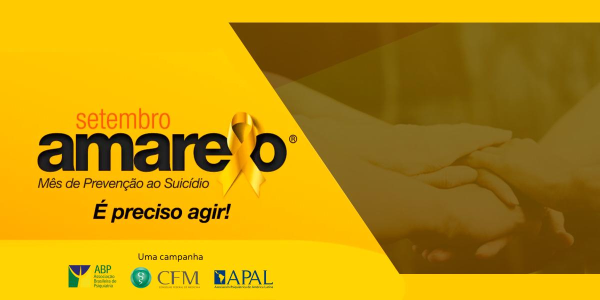 Setembro amarelo: como participar do movimento de prevenção ao suicídio?