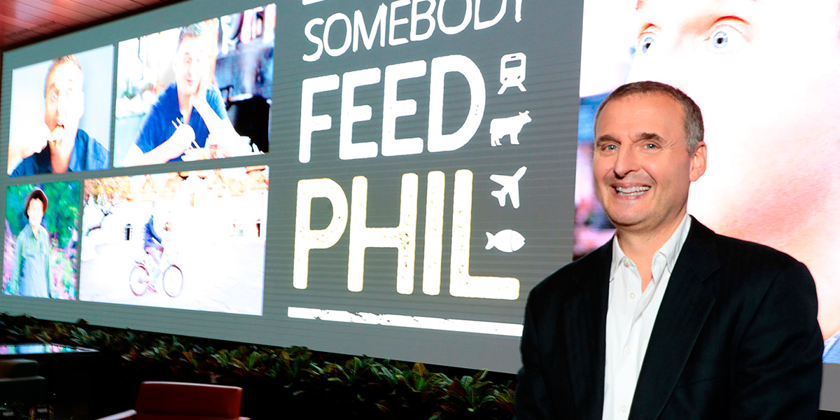Somebody feed Phil: a mais divertida série sobre gastronomia da Netflix S