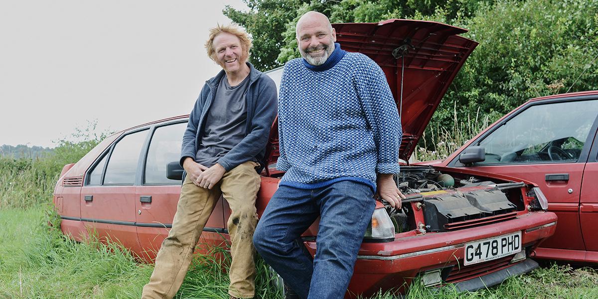 O Dobro ou Nada: Will e Gus em nova temporada no Discovery Turbo