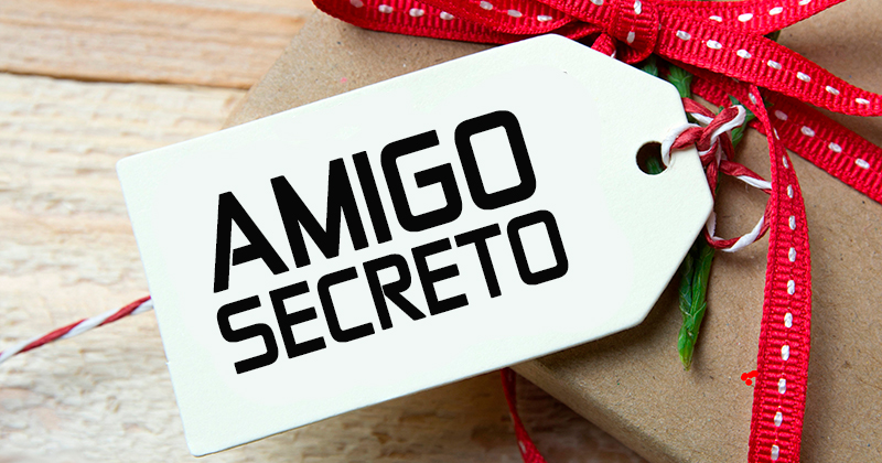 Amigo Secreto: dicas de presentes para ELES e para ELAS