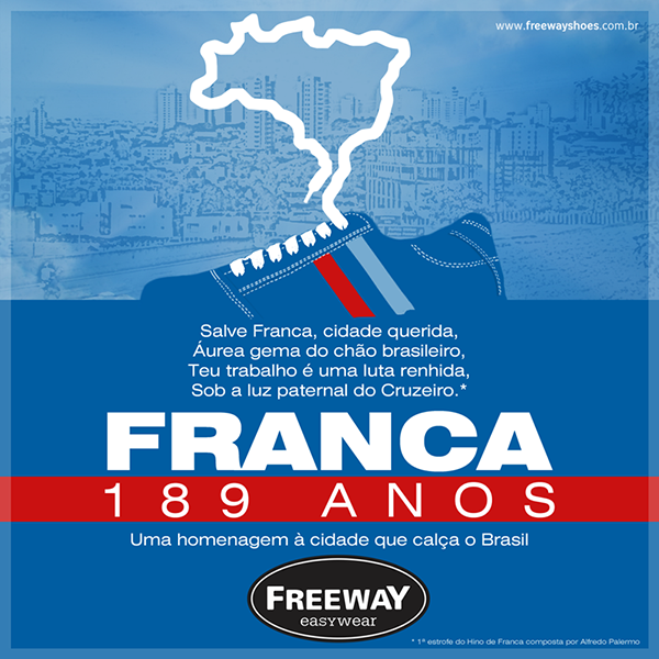 28 de novembro de 2013: Franca comemora 189 anos
