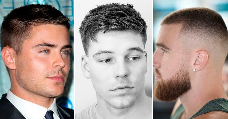 Dicas de cabelos curtos para homens