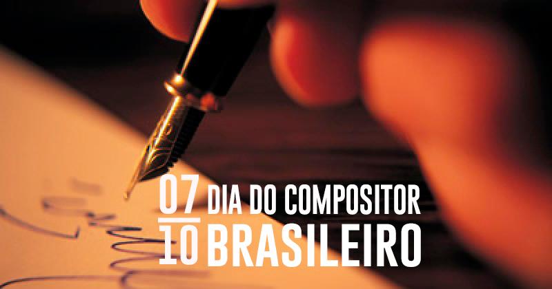 Dia do Compositor Brasileiro: origem e principais nomes