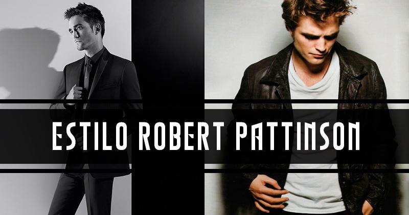 Robert Pattinson: confira os looks do ator que será o novo Batman