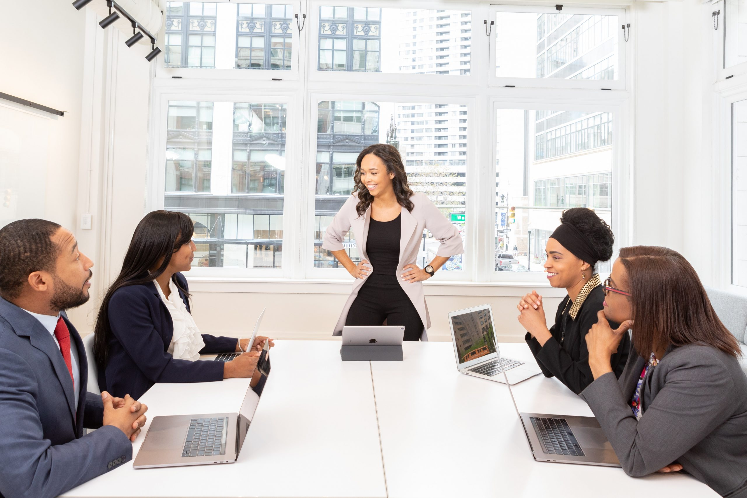 reuniões de trabalho
