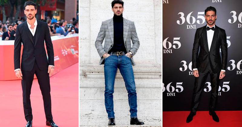Looks de Michele Marrone: inspire-se no visual do MASSIMO, de 365 Dias