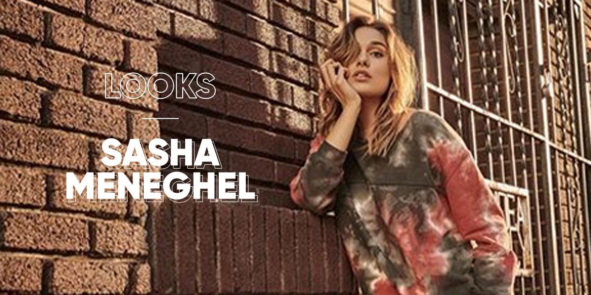 Looks de Sasha Meneghel: confira o estilo da filha da Xuxa