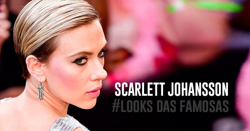 Looks de Scarlett Johansson: os melhores looks da estrela de Hollywood
