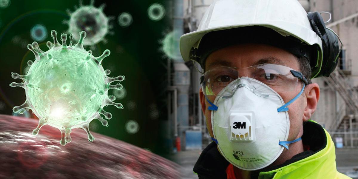 Máscaras para Coronavírus: proteção 100%?