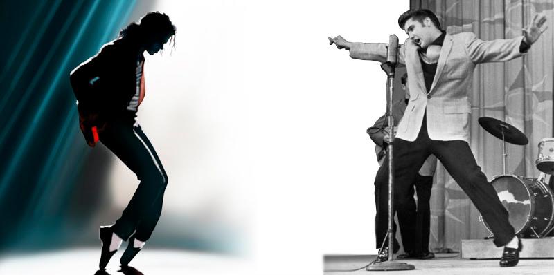 Como usar mocassim: Michael Jackson e Elvis Presley