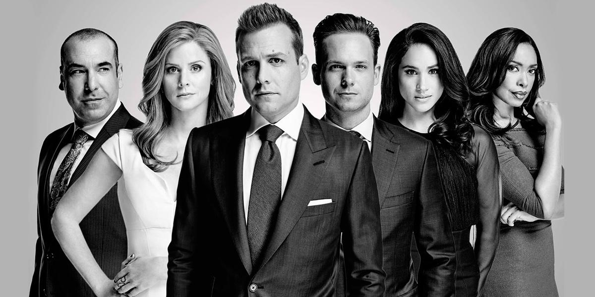 Moda SUITS: confira os looks dos personagens da série da Netflix