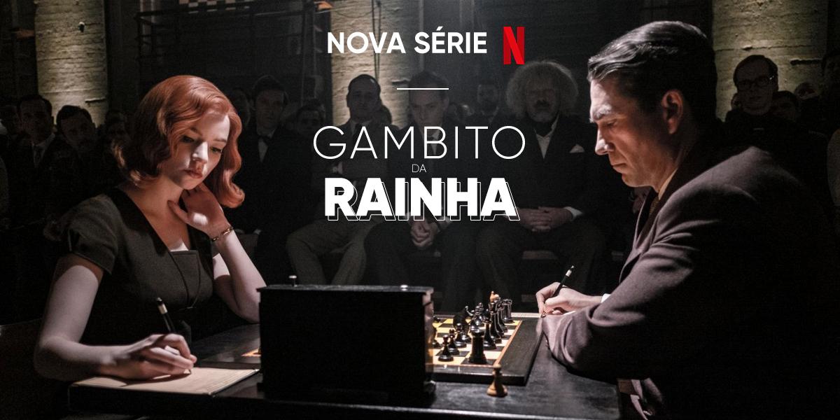 O Gambito da Rainha: saiba tudo sobre a série que tá bombando na Netflix