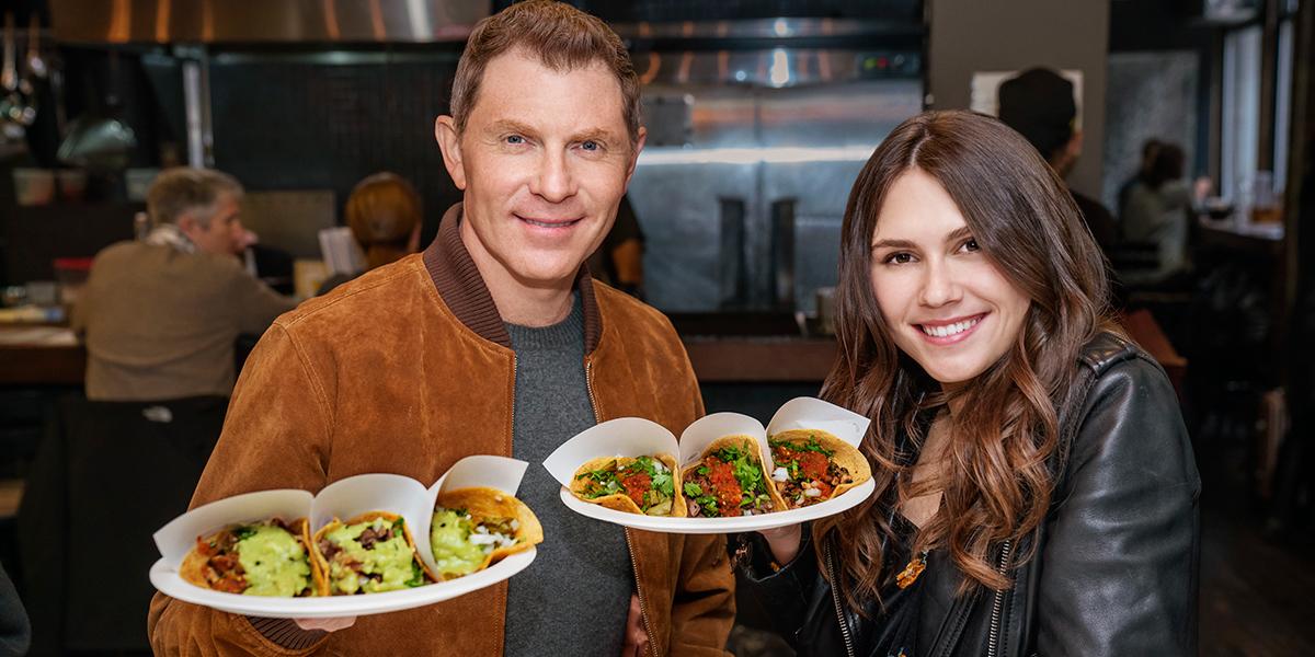 Os favoritos de Sophie e Bobby Flay: jornada gastronômica em Nova Iorque
