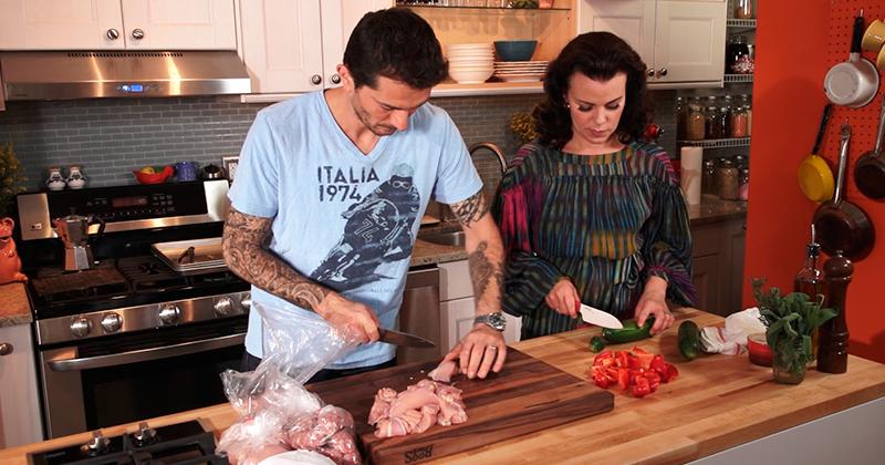 Receitas da Toscana tem nova temporada no Food Network