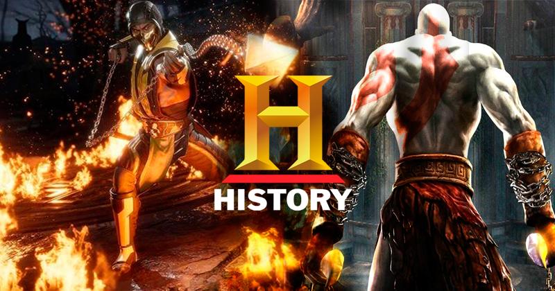 HISTORY Games: série dedicada aos fãs de games