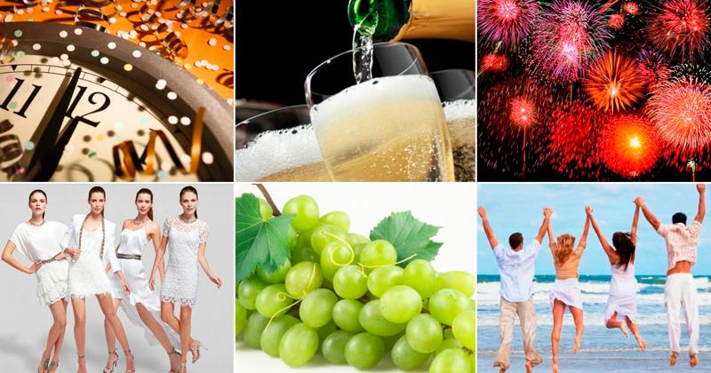 Superstições e rituais na passagem de Ano Novo