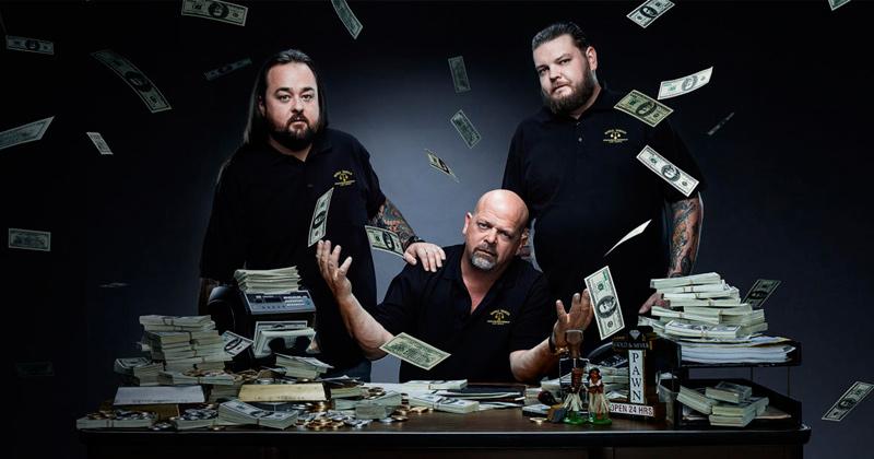 Trato Feito: nova temporada com Rick, Corey e Chumlee retornam ao HISTORY
