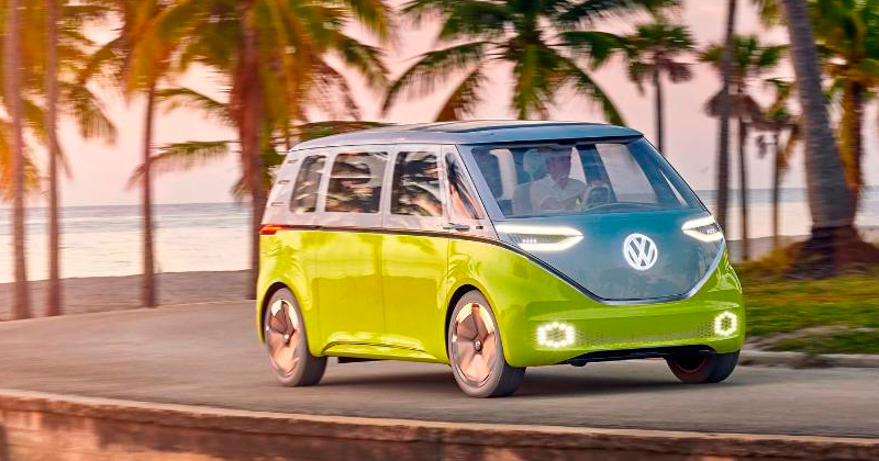 Kombi do futuro estará presente na Copa do Mundo de 2022